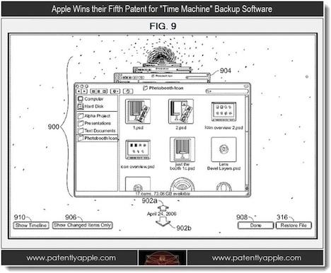 time machine patent
