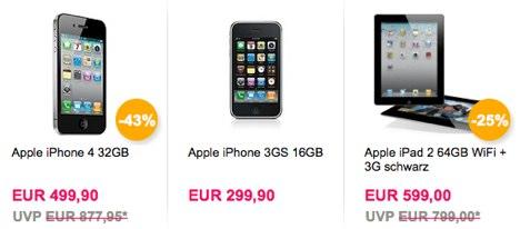 ebay wow iphone 4 ohne vertrag nur 499 euro ipad 2 32gb. Black Bedroom Furniture Sets. Home Design Ideas