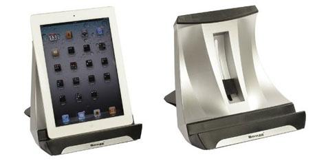 ipad 3 mit dem snugg tabletst nder alles fest im griff. Black Bedroom Furniture Sets. Home Design Ideas