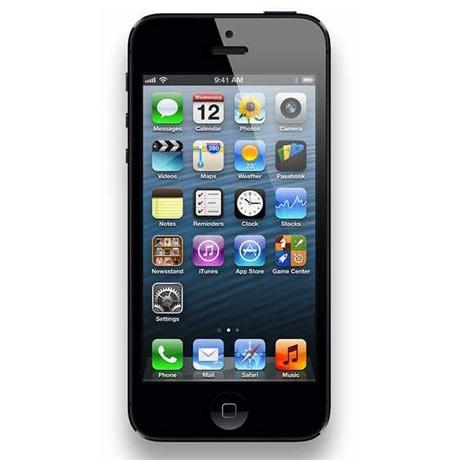 iPhone 5 Display