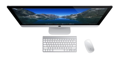 iMac: Apple Online Store bietet nun 256GB und 512GB SSD-Option