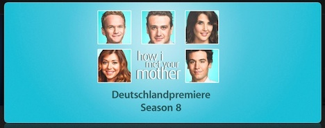 Kostenlos: How I Met Your Mother, Staffel 7, Folge 1 bei iTunes