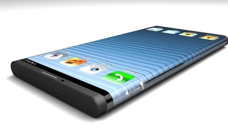 iphone 6 konzept mit abgerundetem display macerkopf. Black Bedroom Furniture Sets. Home Design Ideas