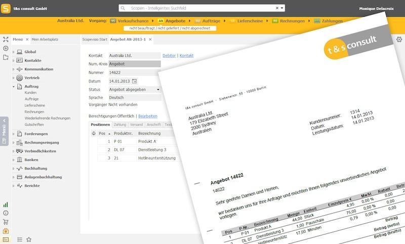 Rechnungsprogramm Für Den Mac Macerkopf
