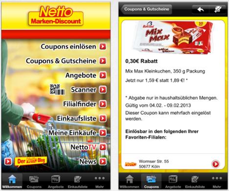 Netto App Bezahlen