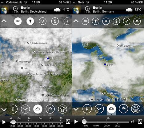 MeteoEarth-Wolken