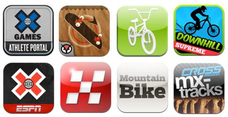 app store empfehlungen zu den x games munich macerkopf. Black Bedroom Furniture Sets. Home Design Ideas