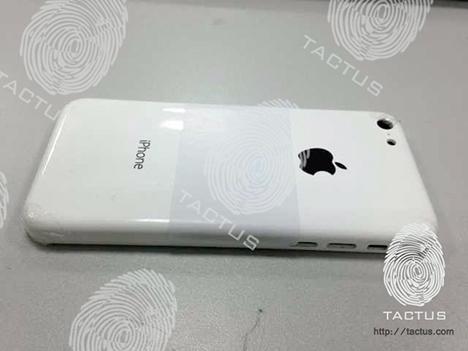 So könnte die Rückseite des Billig-iPhones aussehen.
