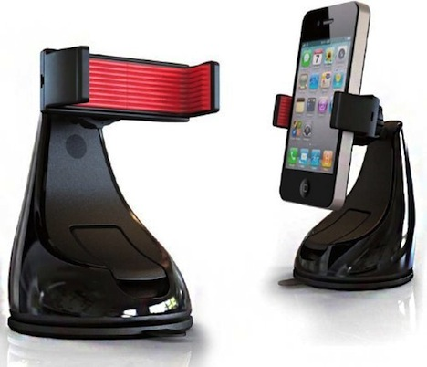 gewinnspiel wir verlosen 5x 360 grip in car mount iphone kfz halterung macerkopf. Black Bedroom Furniture Sets. Home Design Ideas
