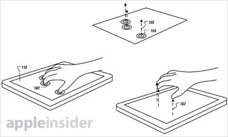 Apple Patent für 3D-Steuerung