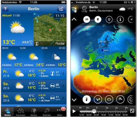 WeatherPro-MeteoEarth