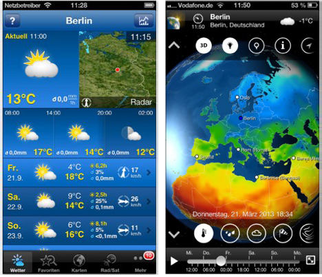 WeatherPro-MeteoEarth