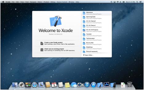 Xcode50