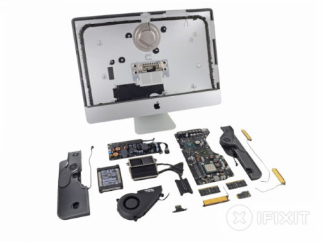 iMac zerlegt - 2013