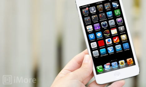 iMore iPhone