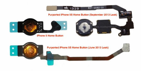 iphone 5s homebutton