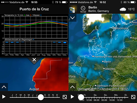 MeteoEarth-iPhone