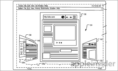 3D Desktob Patent