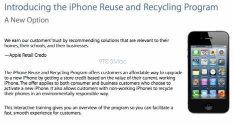 apple bereitet iphone ankauf programm f r europa vor. Black Bedroom Furniture Sets. Home Design Ideas