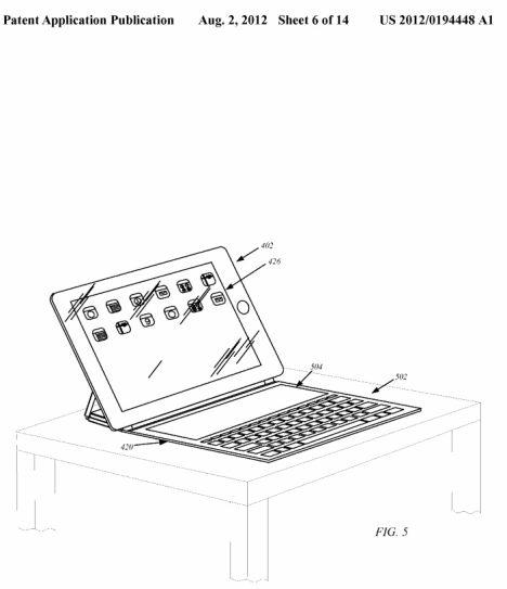 iPad Smarcover Konzept