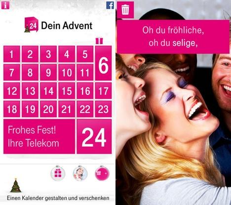 Telekom Weihnachtskalender.Deinadvent Ein Adventskalender Zum Selbst Gestallten Macerkopf