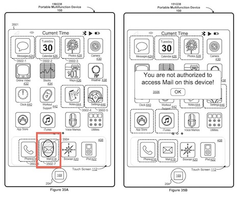 Patent Touch ID 2
