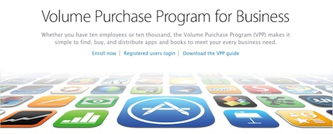 Volume Purchase Program
