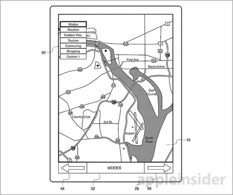 Apple Patent Navi 2013 -2