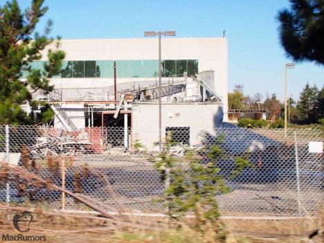 Campus 2 Abriss - 2