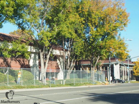 Campus 2 Abriss - 3