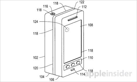 Patent Gesicht