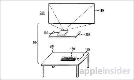 Projektor Patent 1