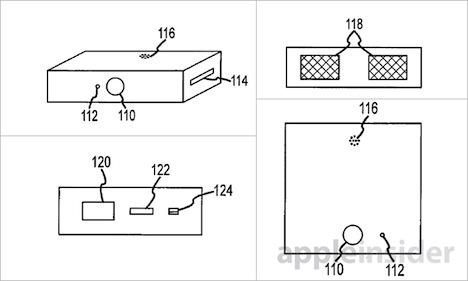 Projektor Patent 2