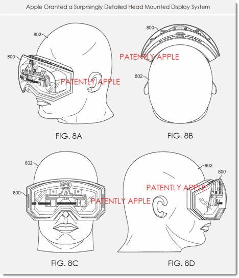 Visierdisplay Patent 2013 1
