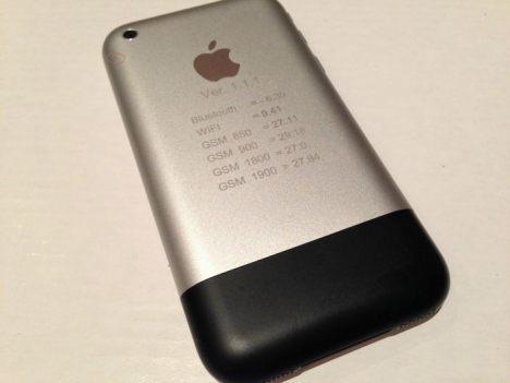 ebay iphone prototyp 2007