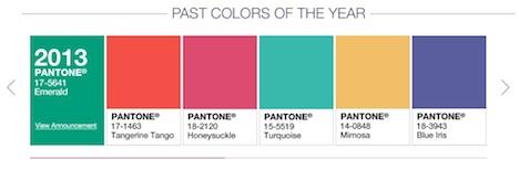 pantone2012