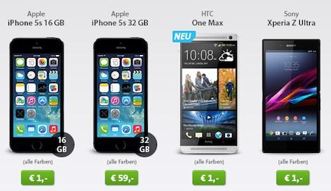 vodafone red m iphone 5s gratis
