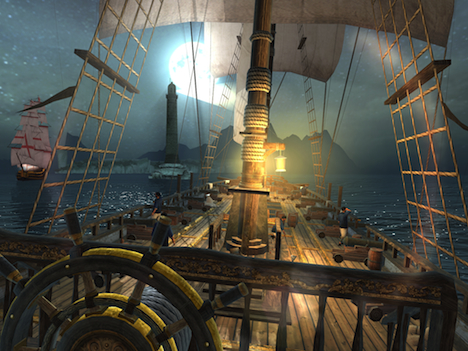 Assassins Creed Pirates 1