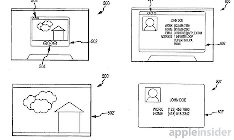 Patent dynamisches UI