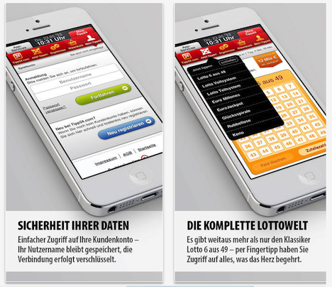 Tipp24 App
