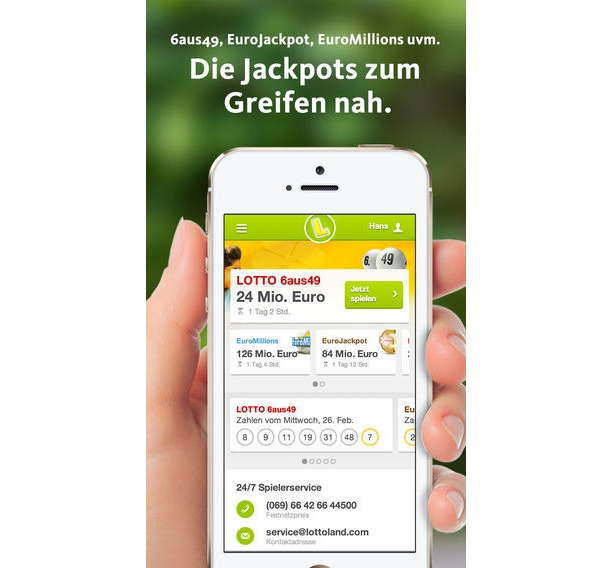 eurolotto quoten heute