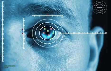 Patent Biometrische Daten