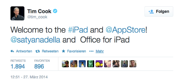 Twitter _ tim_cook_ Welcome to the #iPad and ...
