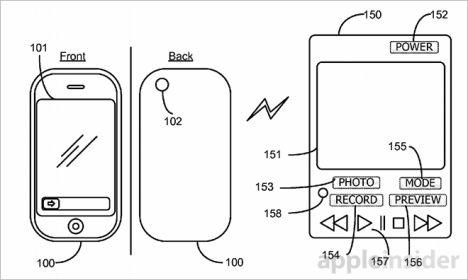 apple patent kamera fernsteuerung 2014 - 1
