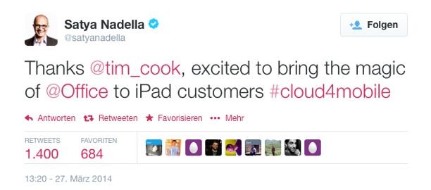 nadella_office_tweet