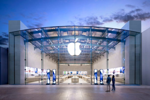 apple store - santa monica