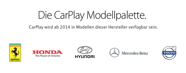 carplay2014