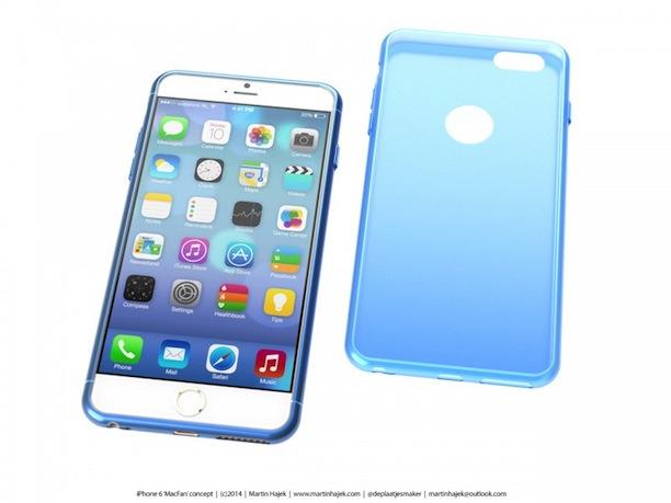 iPhone 6 Render 1