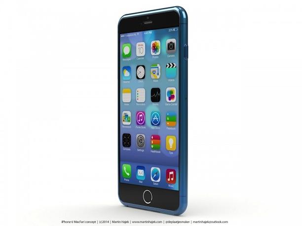 iPhone 6 Render 3