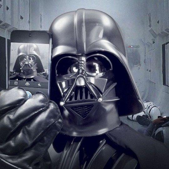 selfie_darth_vader